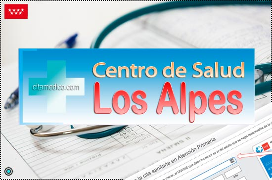 Centro de Atención Primaria Centro de Salud Los Alpes de Salud Madrid Servicio Madrileño de Salud (SERMAS)