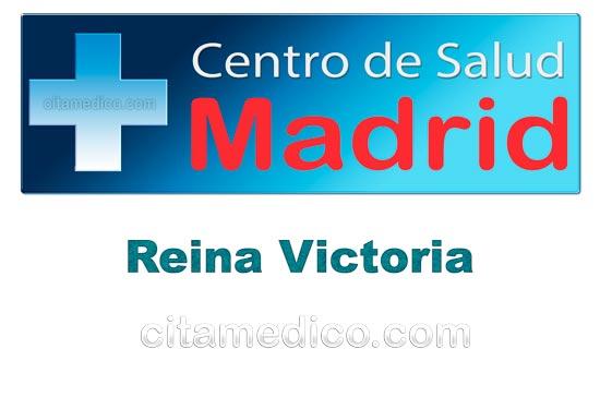 Centro de Atención Primaria Centro de Salud Reina Victoria de Salud Madrid Servicio Madrileño de Salud (SERMAS)