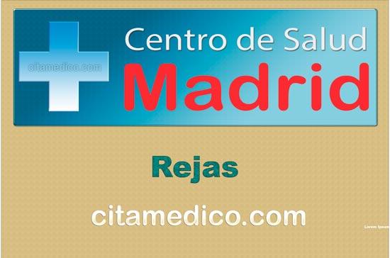 Centro de Atención Primaria Centro de Salud Rejas de Salud Madrid Servicio Madrileño de Salud (SERMAS)