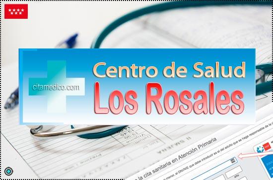 Centro de Atención Primaria Centro de Salud Los Rosales de Salud Madrid Servicio Madrileño de Salud (SERMAS)