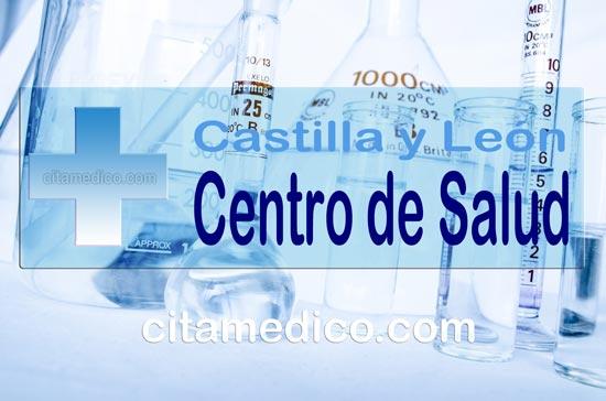 Cita Médico Centro de Salud Sisinio de Castro Centro de Atención Primaria de Sanidad Castilla y León (Sacyl) en Salamanca