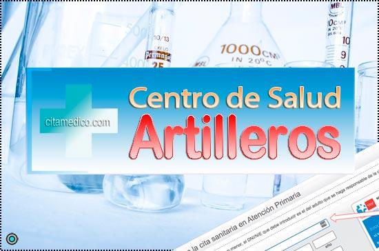Centro de Atención Primaria Centro de Salud Artilleros de Salud Madrid Servicio Madrileño de Salud (SERMAS)