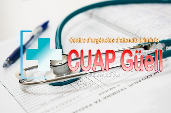 Centre d'atenció primària CUAP Güell de CatSalut Servei Català de la Salut a Girona