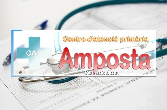 Cita Metge CAP Amposta Centre d'atenció primària de CatSalut Servei Català de la Salut a Tarragona