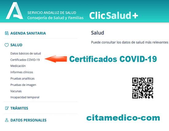 Certificados COVID UE