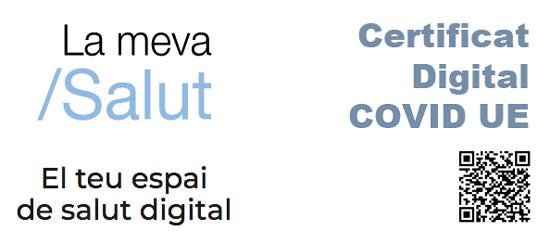 Certificat digital COVID UE
